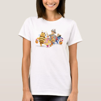 Halloween Pooh and Freinds T-Shirt
