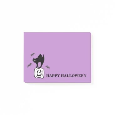 Halloween Themed Halloween Post-it Notes