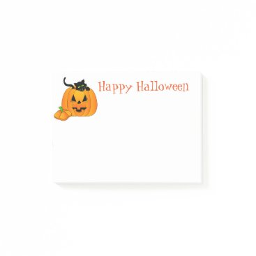 Halloween Themed Halloween Post-it-Notes Post-it Notes