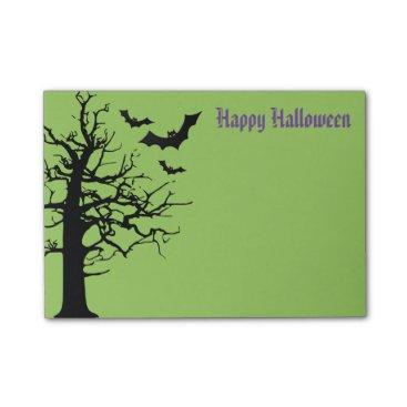 Halloween Themed Halloween Post Notes