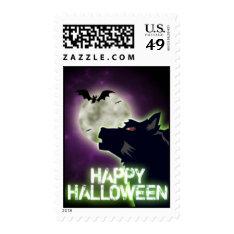 Halloween Postage at Zazzle