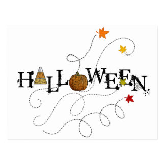 Halloween Postales