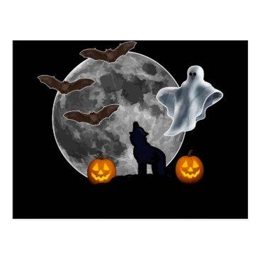 halloween Halloween Postcard