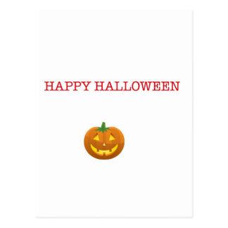 Halloween Postcard