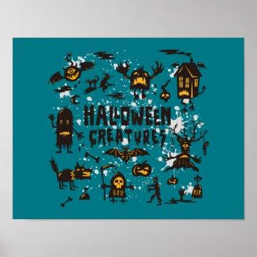 Halloween Themed halloween poster