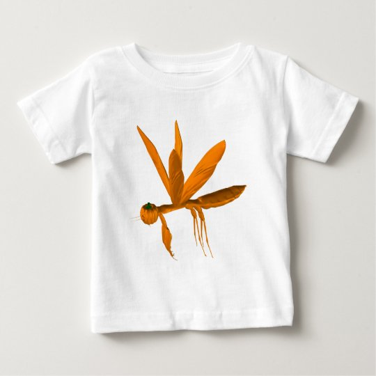 Halloween Praying Mantis Baby T-Shirt
