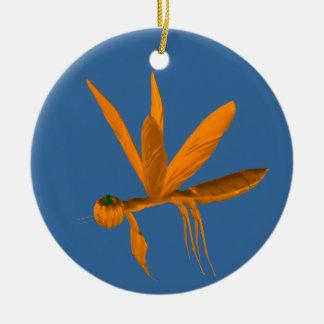 Halloween Praying Mantis Christmas Ornaments