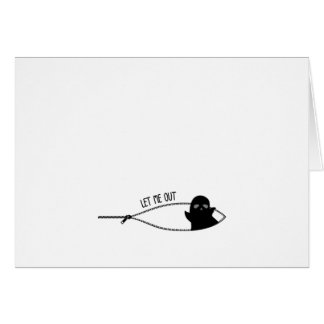 Halloween Pregnancy Pregnant Gift  Little Ghost Card