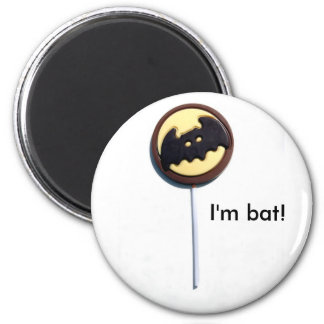 "Halloween products ""BEATS"" 2 Inch Round Magnet"