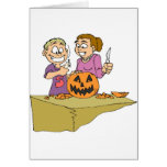 Halloween Products Greeting Card