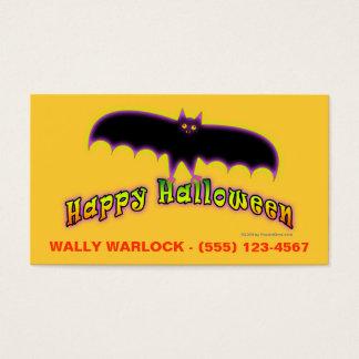 Halloween Profile Cards - Bats 4 Halloween