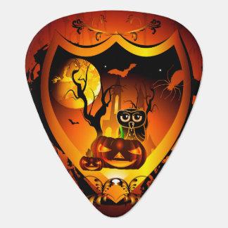 Halloween Uñeta De Guitarra