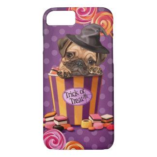 Halloween Pug Puppy iPhone 7 Case