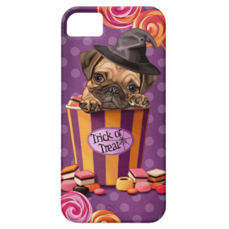 Halloween Pug Puppy iPhone SE/5/5s Case