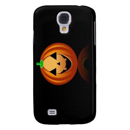 Halloween Pumkin BB Galaxy S4 Cover