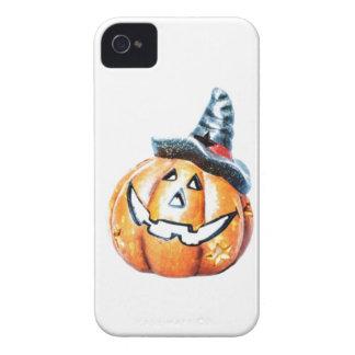 Halloween Pumkin iPhone 4 Case-Mate Case