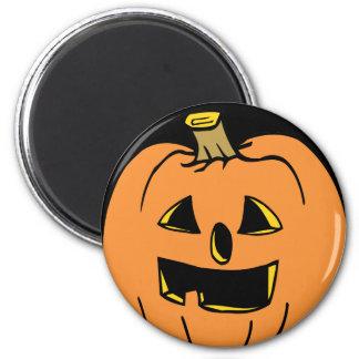Halloween Pumkpin Magnet