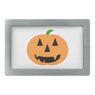 Halloween Pumpkin Belt Buckle