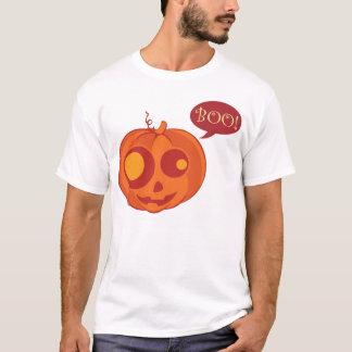 Halloween Pumpkin Boo! T-Shirt