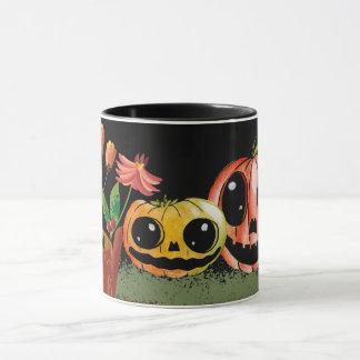 Halloween Pumpkin Buddies Jack-O-Lanterns Mug
