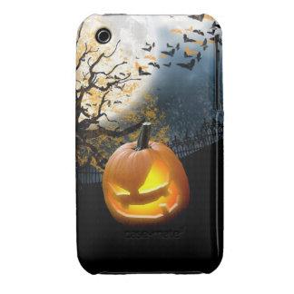 Halloween Pumpkin iPhone 3 Case-Mate Cases