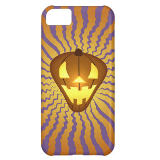 Halloween Pumpkin Cover For iPhone 5C