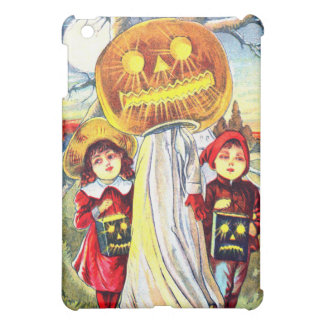 Halloween Pumpkin Ghost iPad Mini Covers