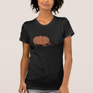Halloween Pumpkin Glitter Texture Design 2 T-Shirt