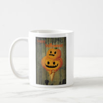 artsprojekt, pumpkin head, jack o lantern, ice cream gift, trick or treat, halloween ice cream, halloween gift, ice cream, pumpkin, halloween, spooky, scary, halloween present, halloween design, halloween idea, halloween dessert, halloween pumpkin, ice cream present, pumpkin gift, pumpkin present, pumpkin ice cream, Mug with custom graphic design