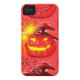 halloween pumpkin iPhone 4 case