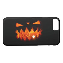 Halloween Pumpkin iPhone 8/7 Case