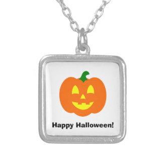Halloween Pumpkin Jack-o-Lantern Custom Jewelry