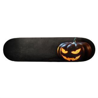 Halloween Pumpkin Jack-O-Lantern Spooky Skateboard Deck