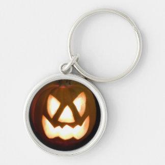 Halloween Pumpkin Keychain