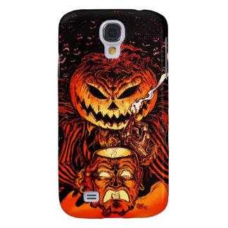 Halloween Pumpkin King Samsung Galaxy S4 Case