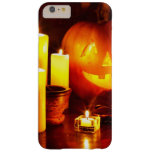 Halloween pumpkin lantern barely there iPhone 6 plus case