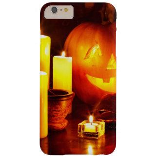 Halloween pumpkin lantern barely there iPhone 6 plus case