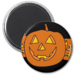Halloween Pumpkin Magnets