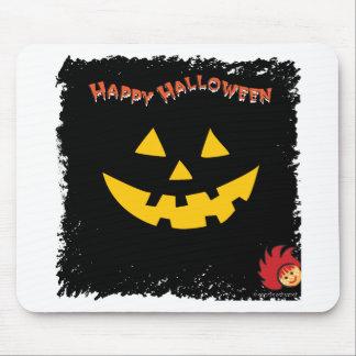 Halloween Pumpkin Mouse Pads