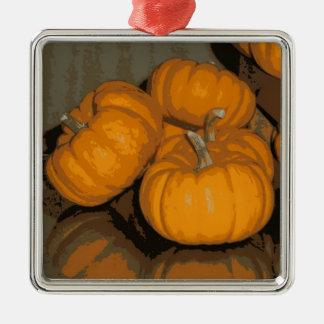 Halloween Pumpkin Ornament