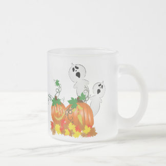 Halloween Pumpkin Patch Mug
