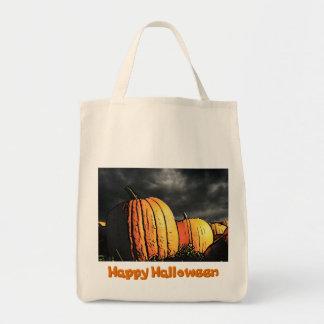 Halloween Pumpkin Patch Tote Bag