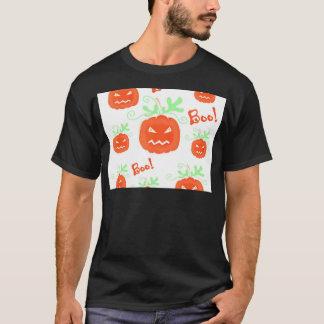 Halloween pumpkin pattern 2 T-Shirt