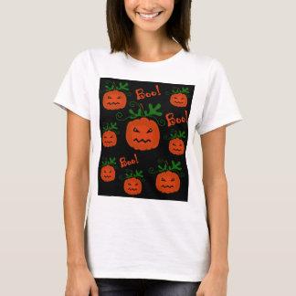 Halloween pumpkin pattern T-Shirt