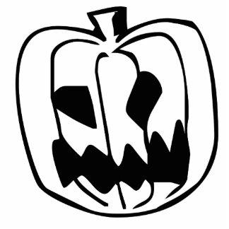 Halloween Pumpkin Acrylic Cut Out