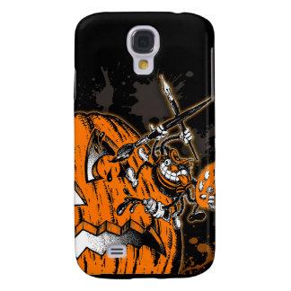 Halloween Pumpkin Spider Artist Samsung S4 Case