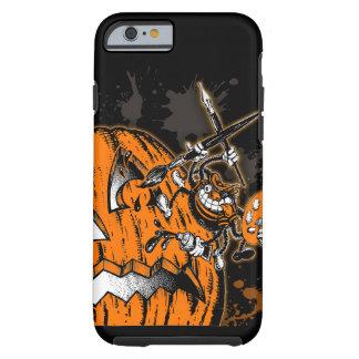 Halloween Pumpkin Spider Artist Tough iPhone 6 Case