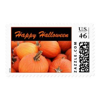 Halloween Pumpkin Stamps