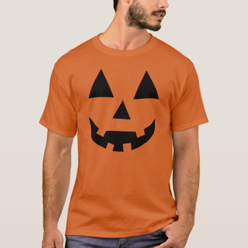 Halloween pumpkin T_Shirt