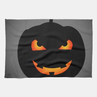 Halloween Pumpkin Towel
